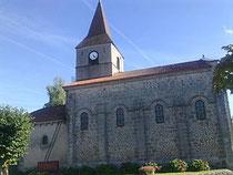 kerk, 11de eeuw, romaanse stijl