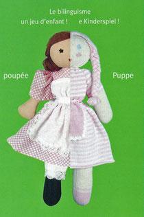 Emilie Rousseau - 1er prix du concours 2001 Office pour la langue et la culture régionales d'Alsace