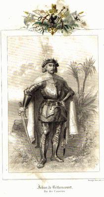 Jean de Béthencourt, roi des Canaries