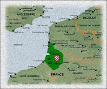 Le Comté de Ponthieu au Moyen Age