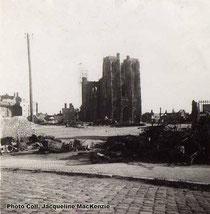 Destruction du 20 mai 40 à Abbeville