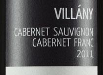 wassmann villány cabernet sauvignon weinflasche, weinetikett