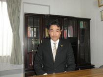 代表者  行政書士大谷利幸