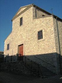 Chiesa Santa Maria ad Nives in Montelongo. Contrada Terra.