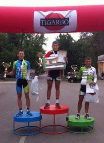 Победитель Павел Свешников