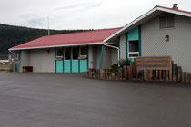 Airport Dawson City