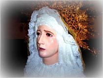 Nuestra Señora con Corona Restaurada
