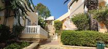 Im Hotel Crithoni's Paradise auf Leros