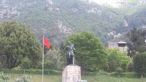 Skanderbek - der große Held Albaniens