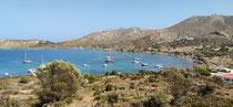 Die Bucht von Blefoutis