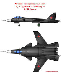 Sukhoi - 47  o 37