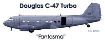 DOUGLAS C47 - DC 3