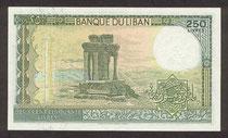 Billetes Libaneses