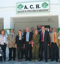 """Inauguración Sede ACH - (10-05-2007) - Haz """"clic"""" en la imagen para ampliar."""