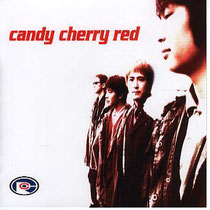 candy cherry red
