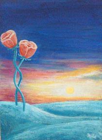 二本のバラ - Two Roses