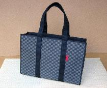 畳表を使ったバッグ「KARASU」の開発支援(製造販売:古林畳店)http://www.shokokai.or.jp/33/3352210010/index.htm