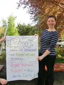 Andrea aus der Schweiz/ from Switzerland
