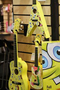 Spongebob rockt Frankfurt
