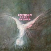 「Emerson Lake & Palmer」エマーソンレイク&パーマー