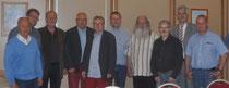 Der neue AfA – Vorstand mit seinen Gästen