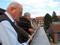 Auf dem Balkon der neuen Wache 1