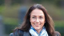 """SPD-Generalsekretärin Yasmin Fahimi: """"Die SPD überzeugt gerade durch gute Regierungsarbeit."""" (Foto: dpa)"""