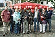 Alle Kandidaten der SPD für den Norden von Wilhelmshaven
