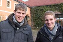von links: A.Heitz und F.Fey