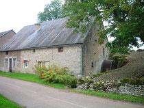 Le moulin Brulard à Chelsey
