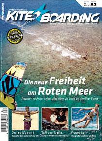 Kiteboarding.de Ausgabe 04 / 2011