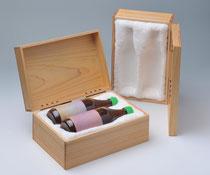 タオルを使った環境配慮型商品保護材