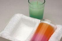 商品保護の目的を果たした後は洗濯することで、のり材を取り除き本来のタオルとして使用できます。