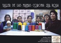 """--Sartoria """"La Corona"""" Artigianato Perù--"""