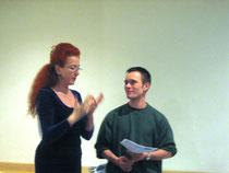 Dr. Karin Wettig, Vocal Coaching, Gesangsunterricht