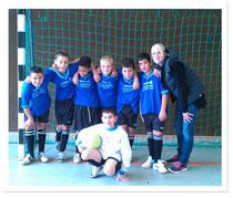 Vorrundenturnier Schulfußball - Jungen 4a, 4b, 4c