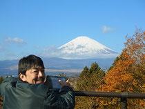 富士山&拓美