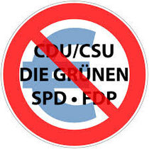 CDU, SPD, FDP