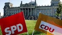 CDU, SPD
