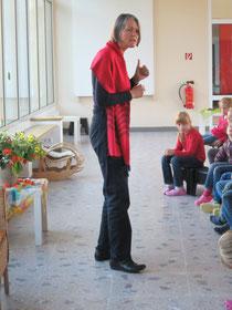Märchenerzählerin A. Tilsner