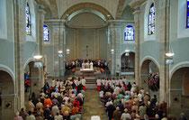 Fronleichnam in St. Peter