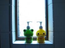 浴室がもっとキレイに(*゚▽゚*)