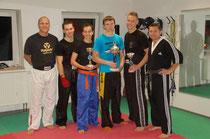Teilnehmer der Manus Trophy und Newcomerturnier