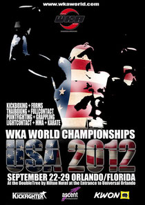 WKA WORLD CHAMPIONSHIPS 22.09 - 29.09. 2012