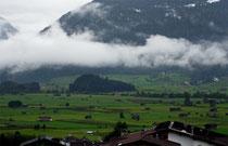 Blick ins Lermooser Moos/Ehrwalder Talbecken - Foto: Fuchs