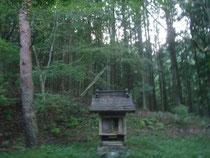 伊勢石神社