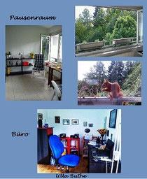 Balkon-Wintergarten