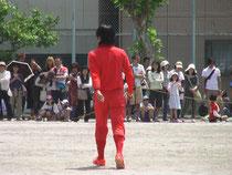 運動会は赤組だったぜぇ(*^^)v