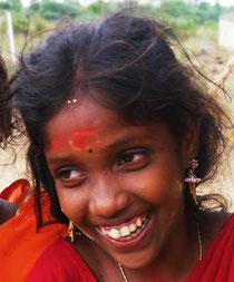 Mädchen aus Tondamanallur