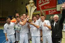 Kann der VfB auch beim Portas-Cup jubeln? Foto: Auf'm Platz